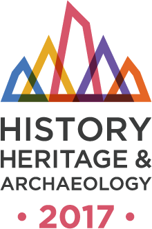 Year of History Heritage and Architecture logo