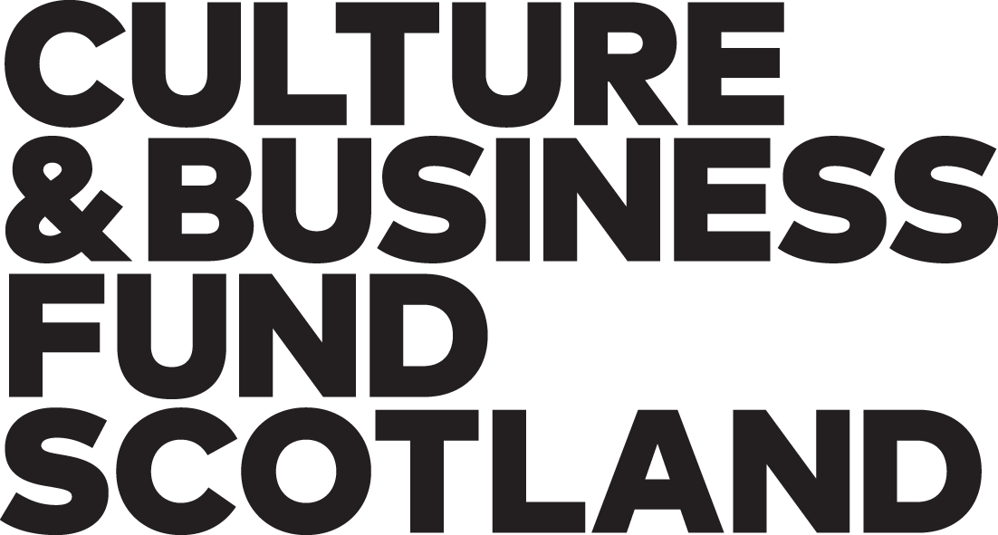 Culture & Business Fund Scotland logo