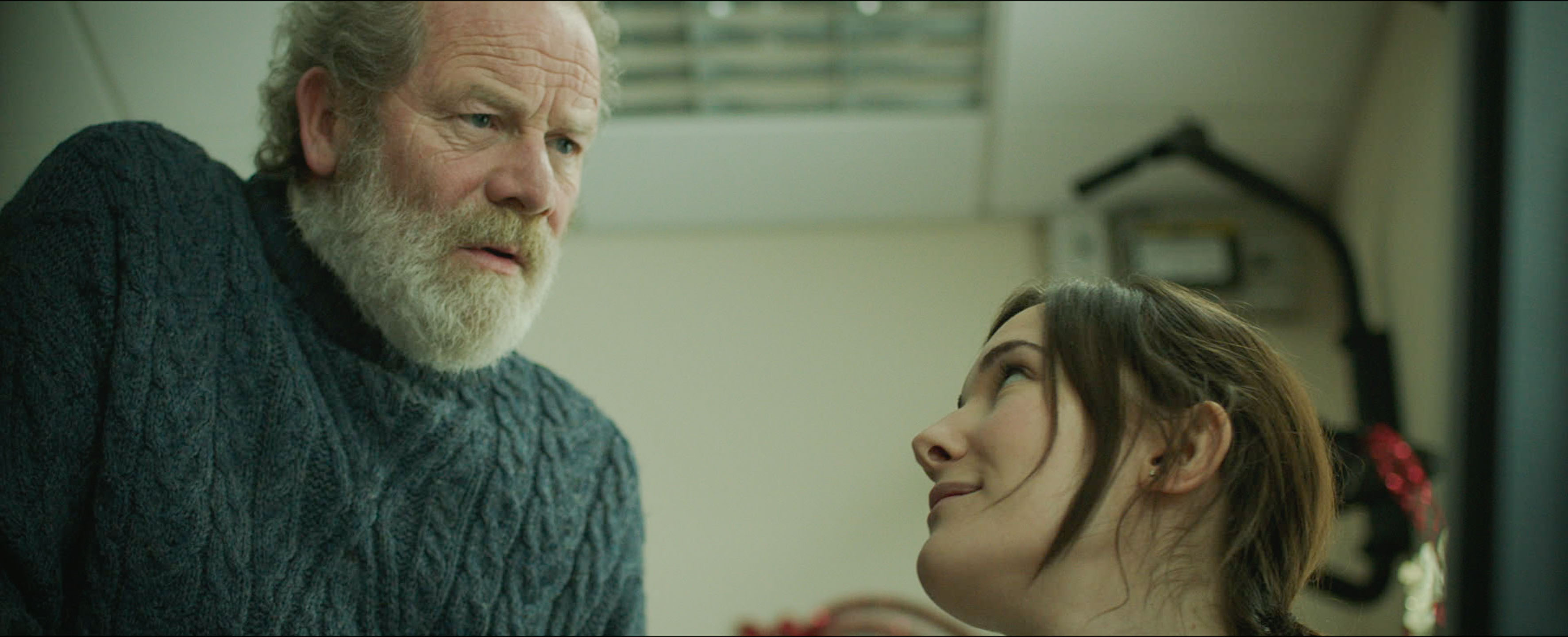 Peter Mullan in Hector
