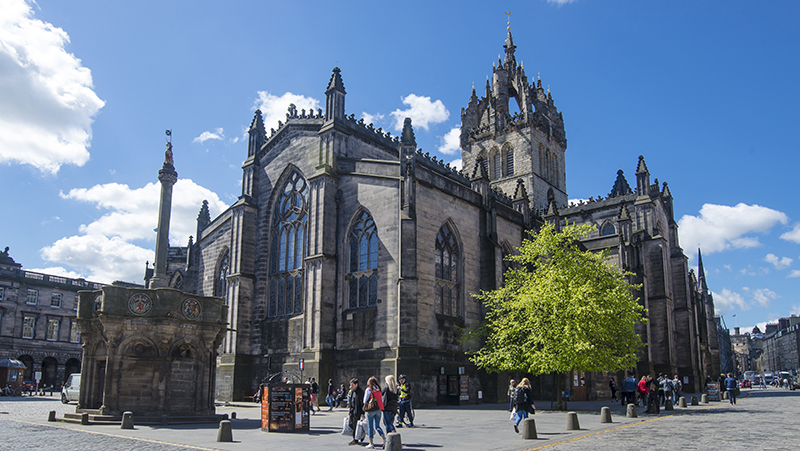 St Giles on the Royal Mile