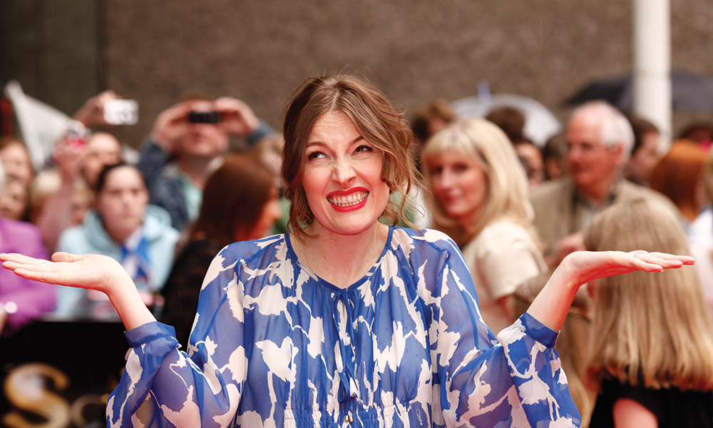 Kelly Macdonald at the premiere of Brave in 2012