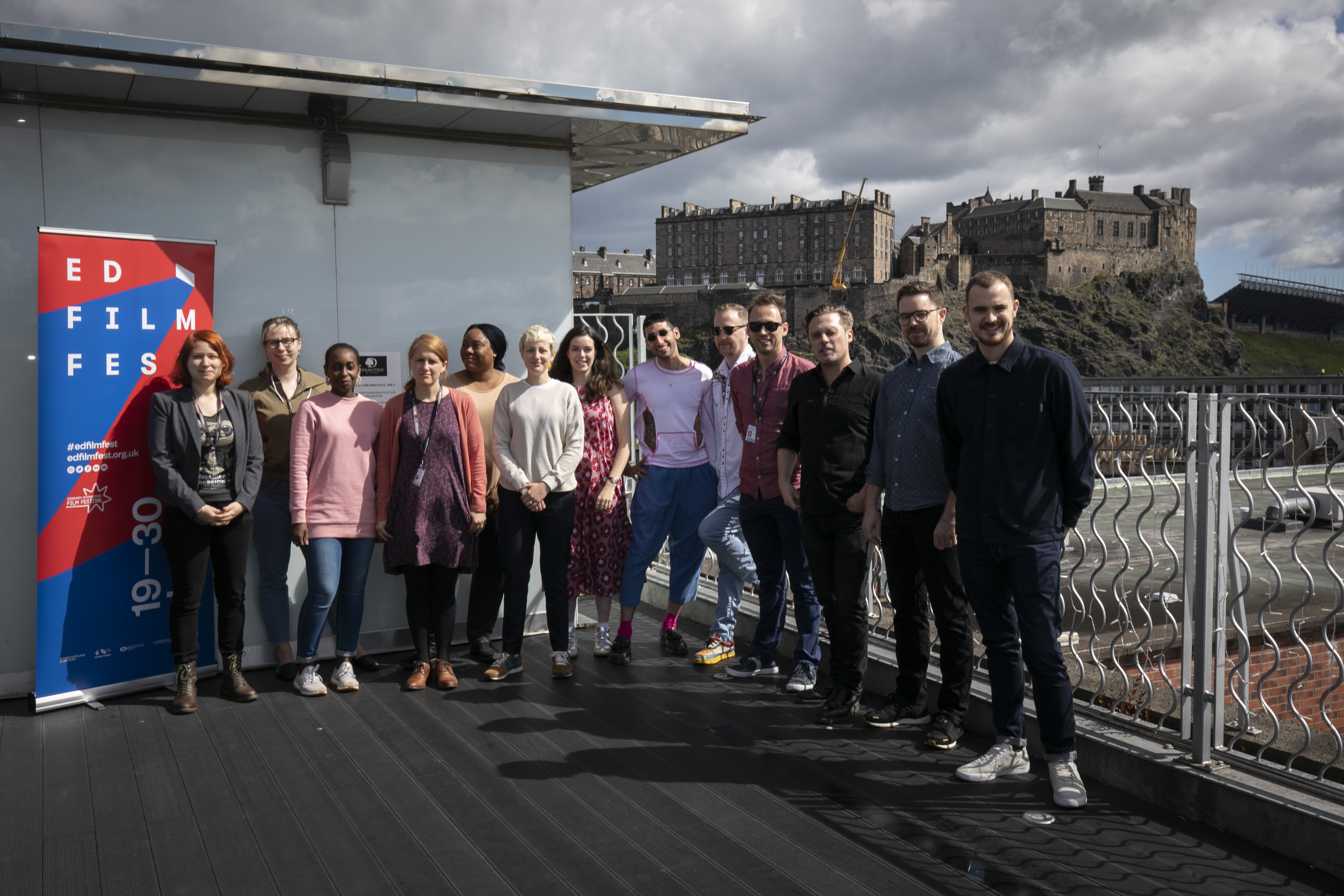 Talent Lab Connects Team 2019
