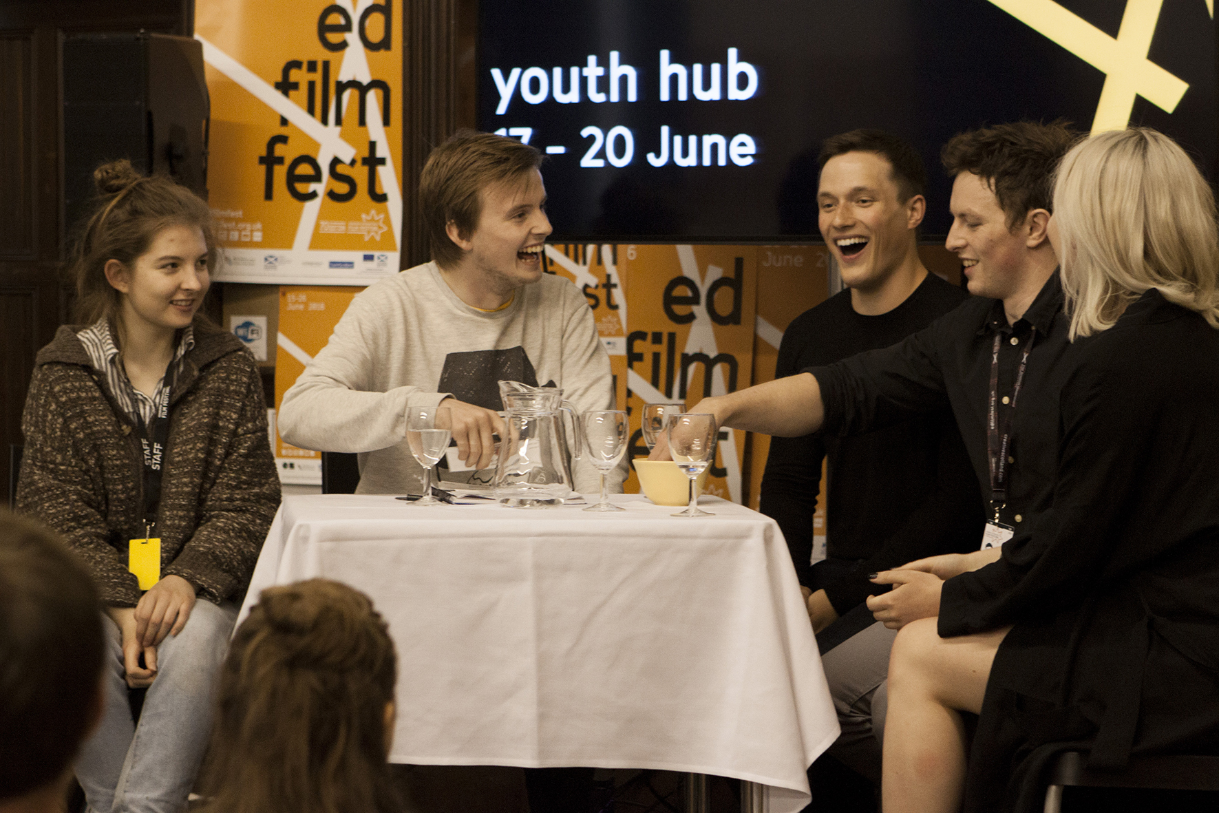 Youth Hub Moon Dogs interview 2016