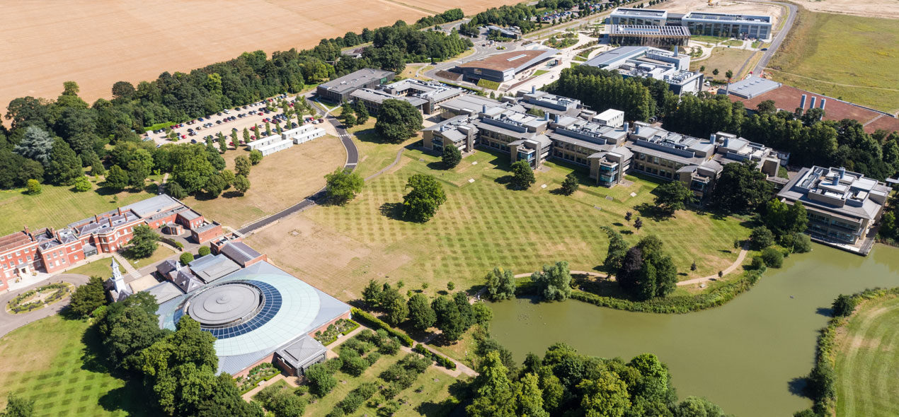 Wellcome Genome Campus - Sanger Institute