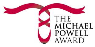 The Michael Powell Award logo